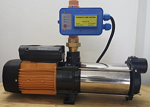 MS Booster Pump